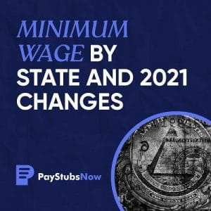 minimum wage in
