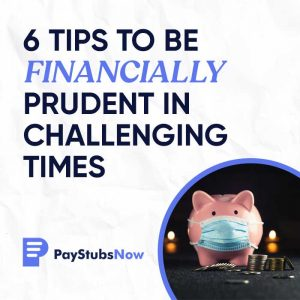 Financially Prudent