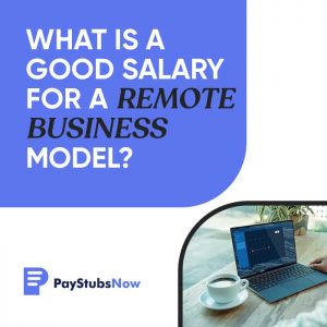 what is a good salary